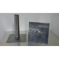 PLATINE PLOMB 2.5 MM (DN 100/105- 400 MM) 4KG