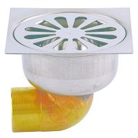 SIPHON SOL INOX VALENTIN 100x100 S.H. A SOUDER CUIVRE D40