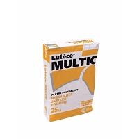 PLATRE  LUTECE MULTIC PLACOPLATRE SAC 25KG